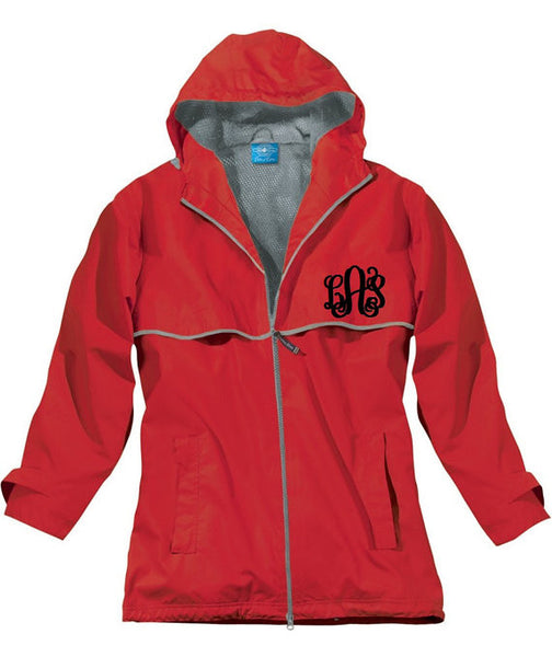 new englander rain jacket by charles river apparel 8 colors available  u2013 life u0026 39 s a stitch nc