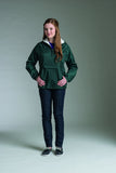 Youth Personalized Rain Jacket <br />1/4-Zip Pullover <br />by Charles River Apparel<br />6 Colors Available