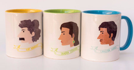 Author Mugs