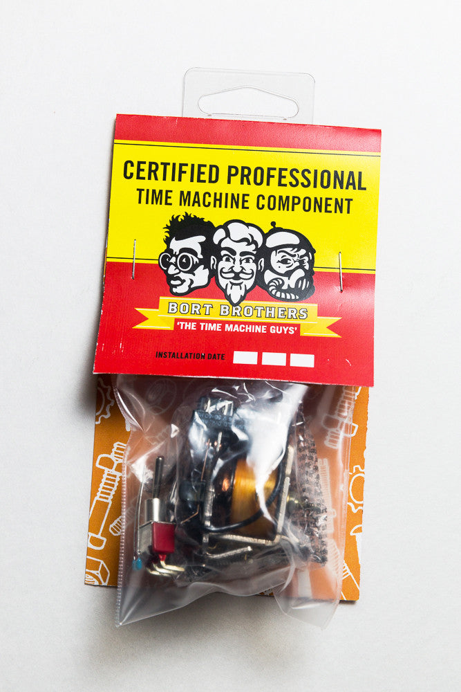 Bort Brothers® Time Machine Component - Certified Professional Level