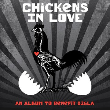 Chickens in Love Vinyl