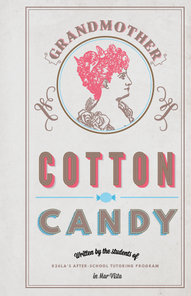 Grandmother Cotton Candy