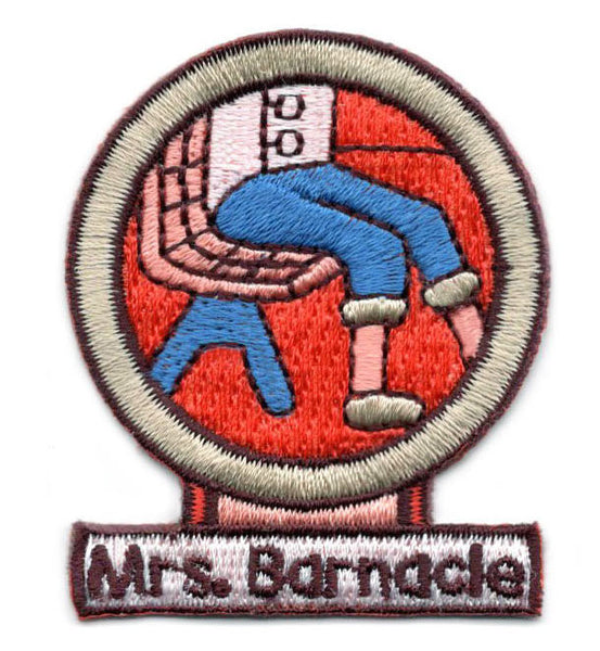 TTM x Mokuyobi Mrs. B Patch