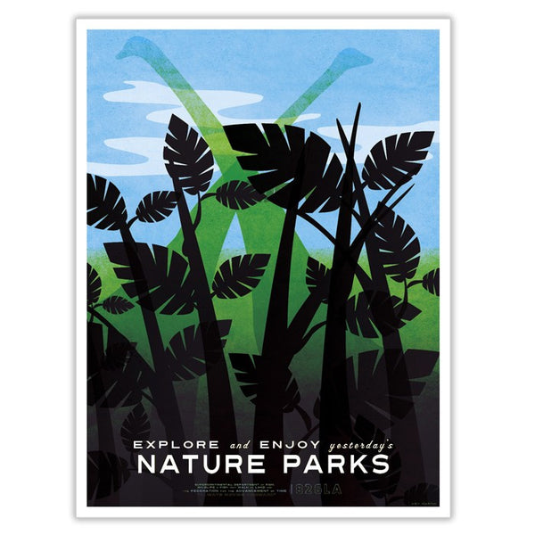 Nature Parks Poster