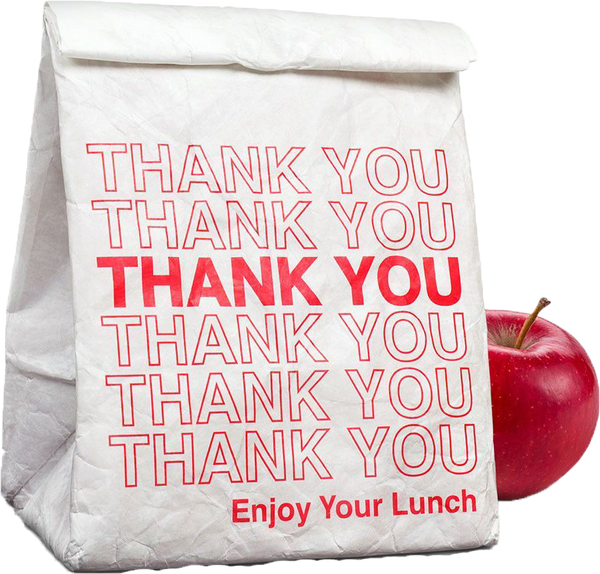 Reusable Lunch Bag - Out to Lunch
