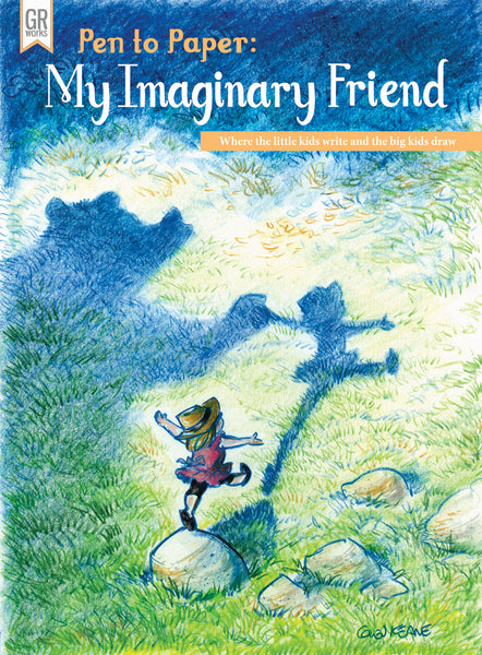 Pen to Paper: My Imaginary Friend