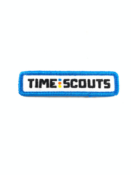 Time Scouts Standard Patch
