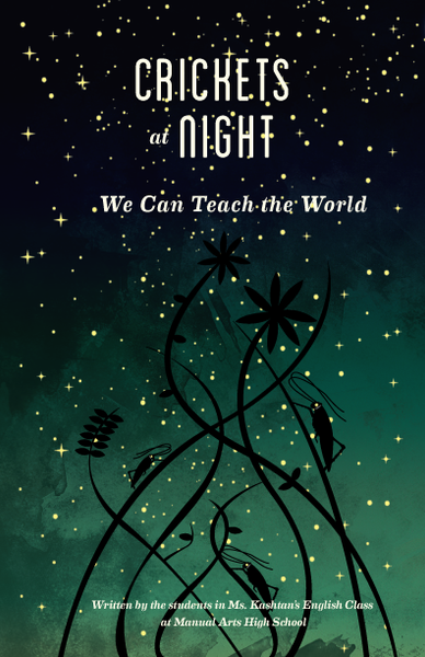 Crickets at Night: We Can Teach the World