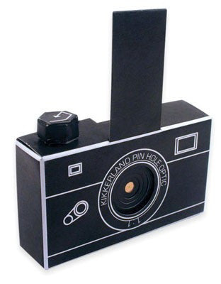 Paper Pinhole Camera/Solargraphy Kit