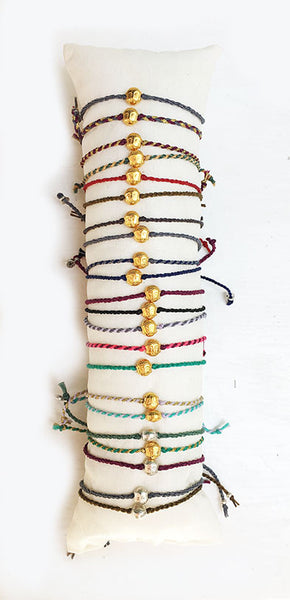 The Buddha Friendship Bracelet