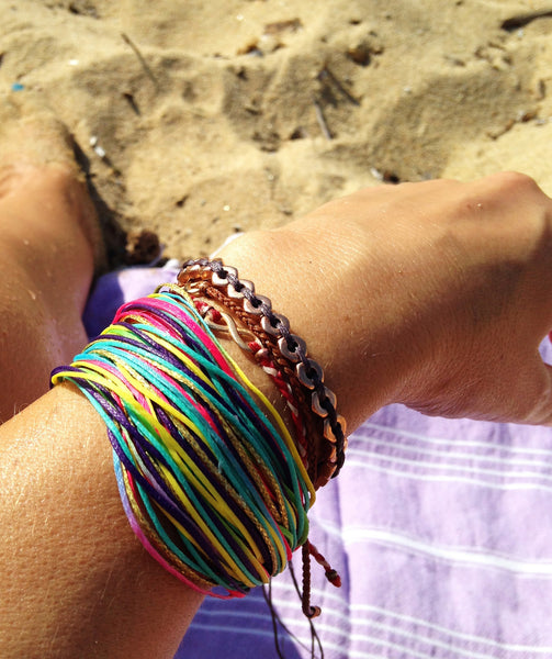The Surf Multi Cord Bracelet