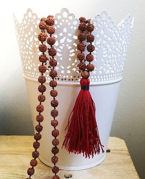A Mala Necklace