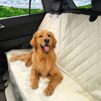 Pet Seat Cover for Car Seats - Hammock Style Cover Protects-Pet Magasin