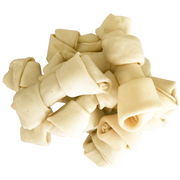 Pet Magasin 10-Count 4-5 Inch Dog Rawhide Bones From US Hide-Pet Magasin