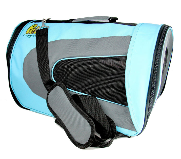 Soft Sided Pet Travel Carrier For Dogs Cats And Birds