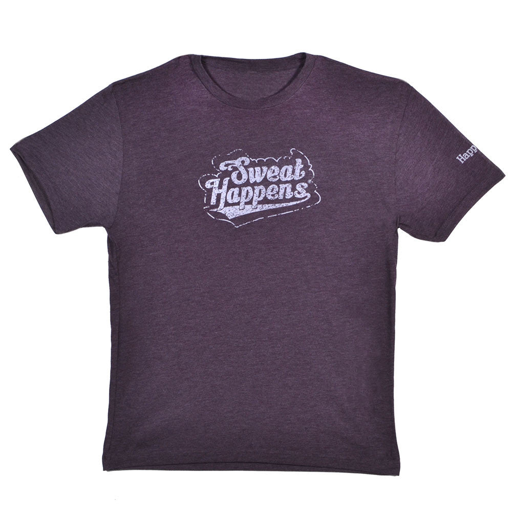 Happegear® Men's Vintage Purple T-Shirt