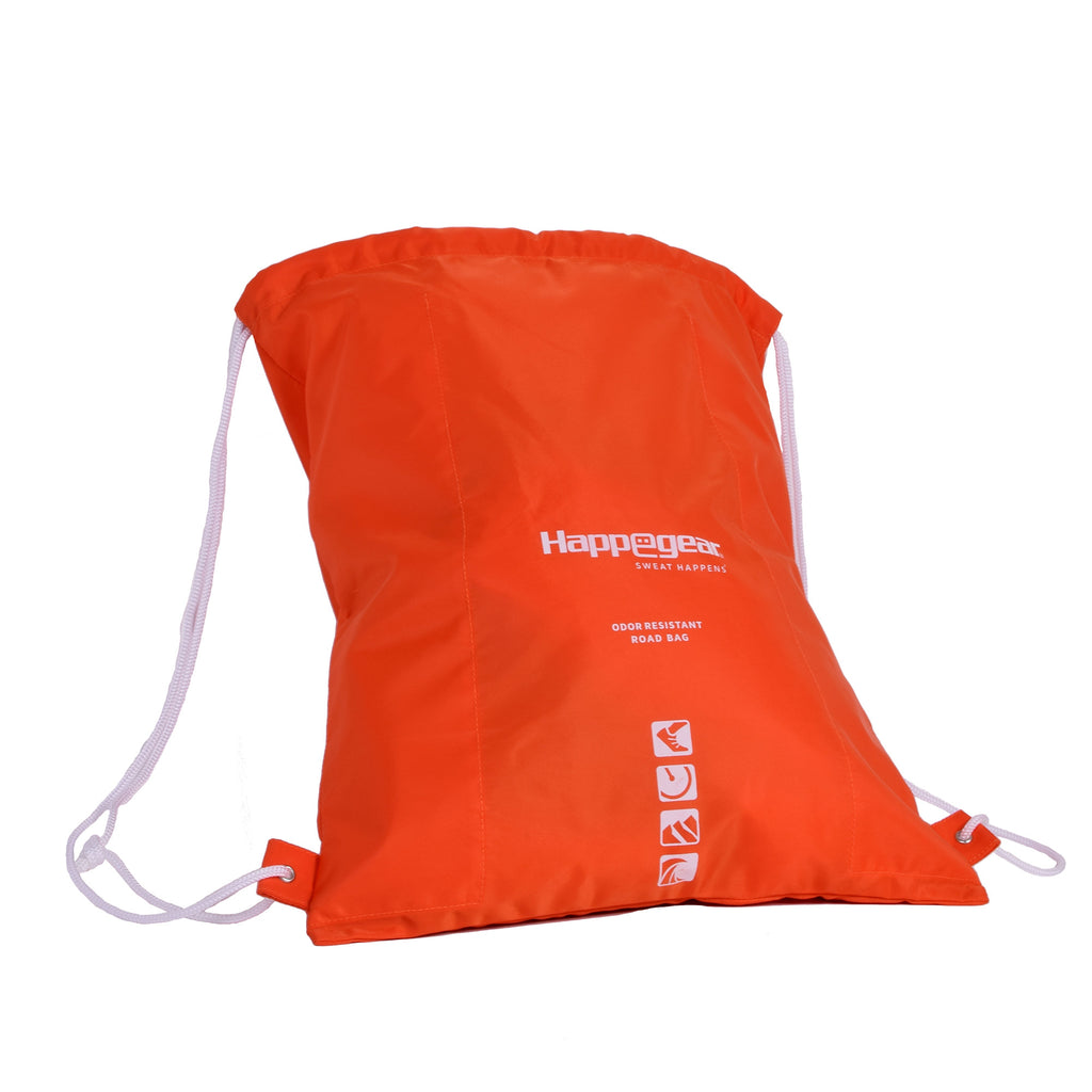 Happegear® Odor Resistant Three Pocket Road Bag