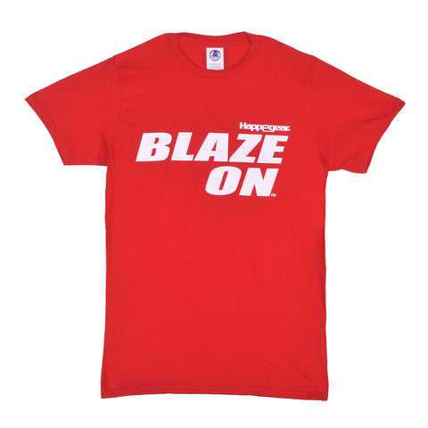 Happegear® Red Blaze On® T-Shirt