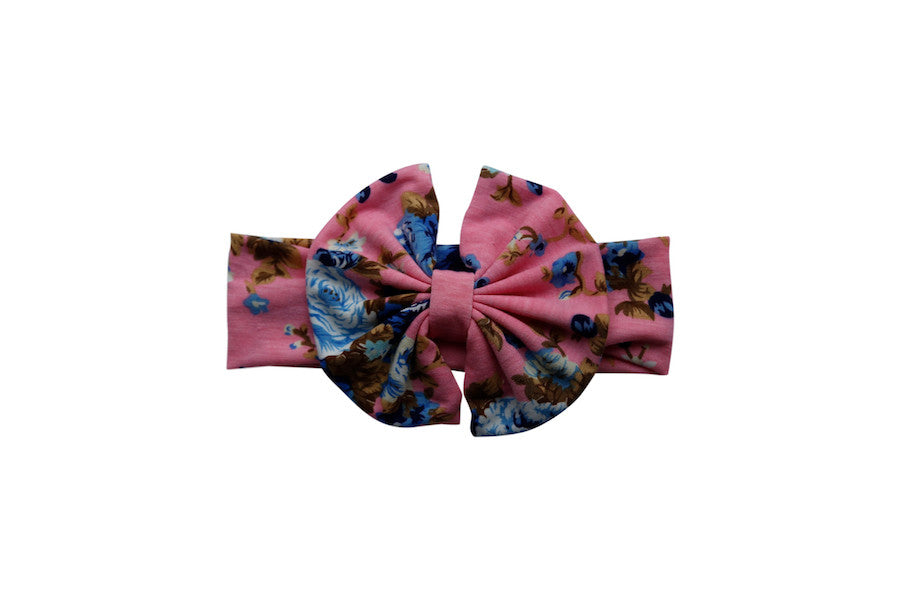 Messy Bow Headwrap