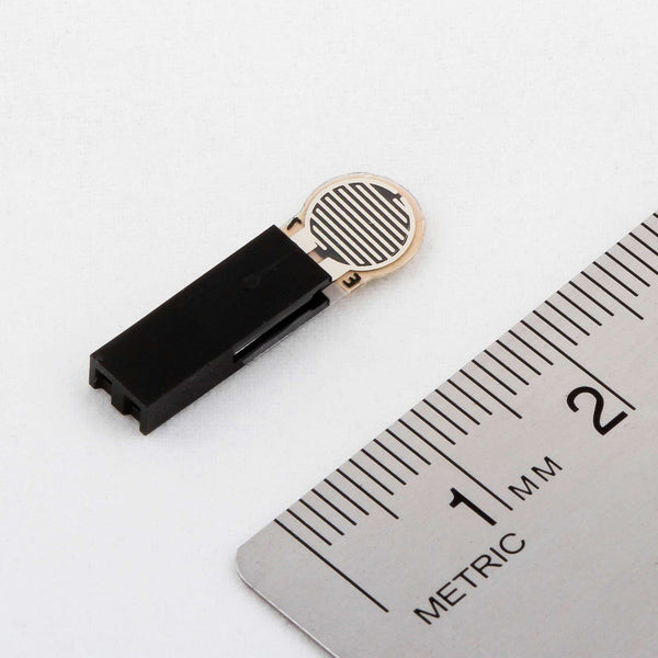 TPE-500 - Round Force Sensing Resistor - Short Tail