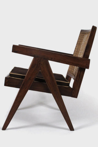 PATRICK PARRISH - PIERRE JEANNERET LOUNGE CHAIR