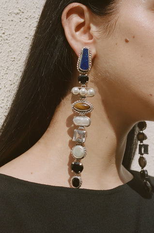 LONG FIRENZE EARRINGS