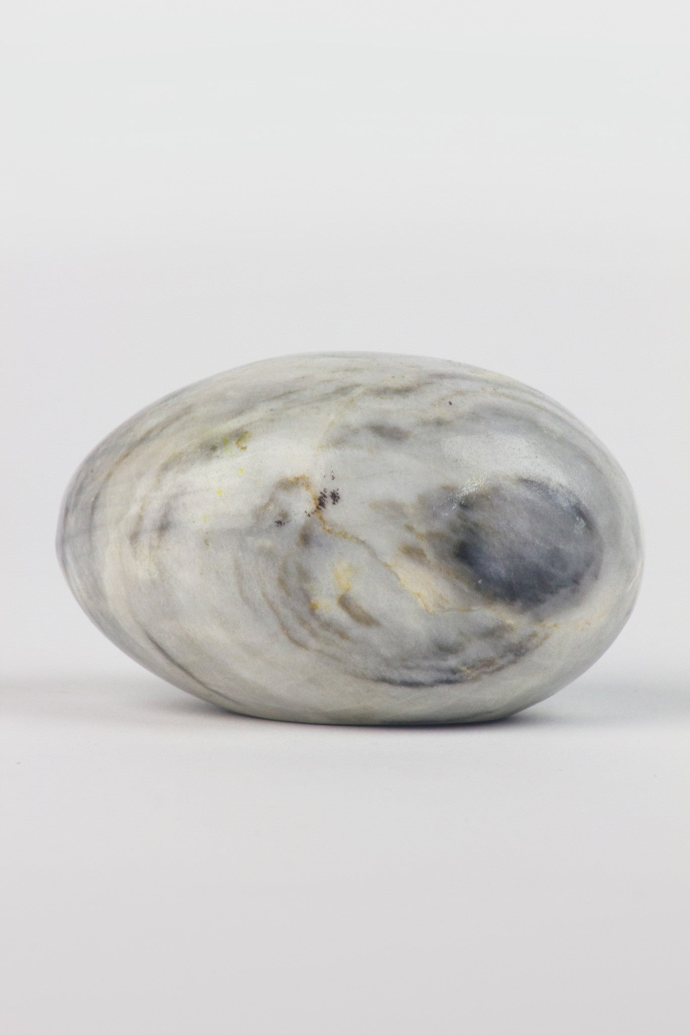 HANDCARVED MARBLE EGG
