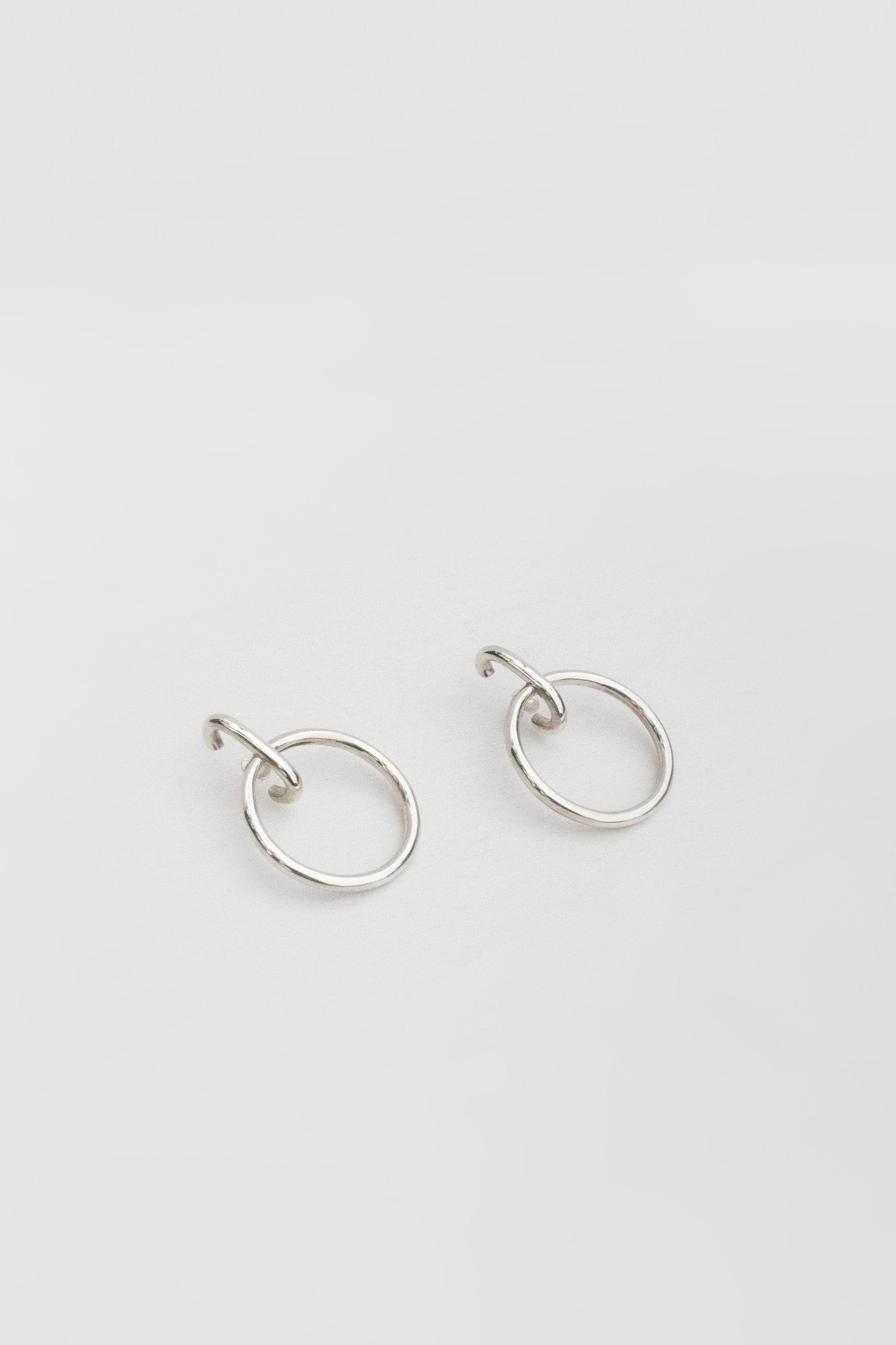 ISABEL HOOP EARRINGS