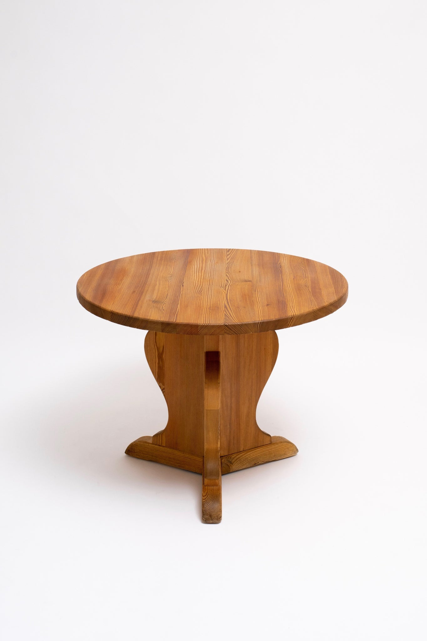 PEDESTAL TABLE. AXEL EINAR HJORTH, C. 1932