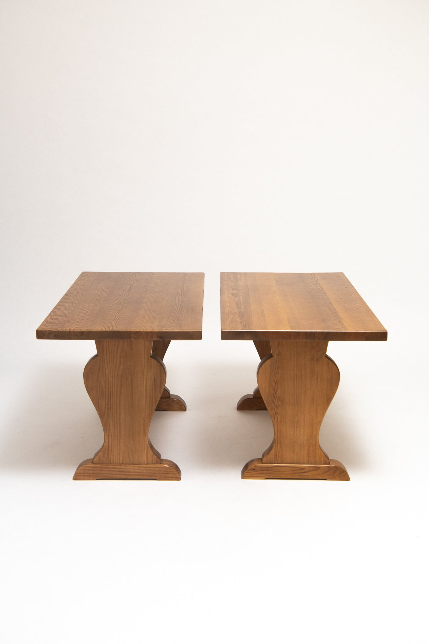 AXEL EINAR HJORTH, PAIR OF TABLES, C. 1932