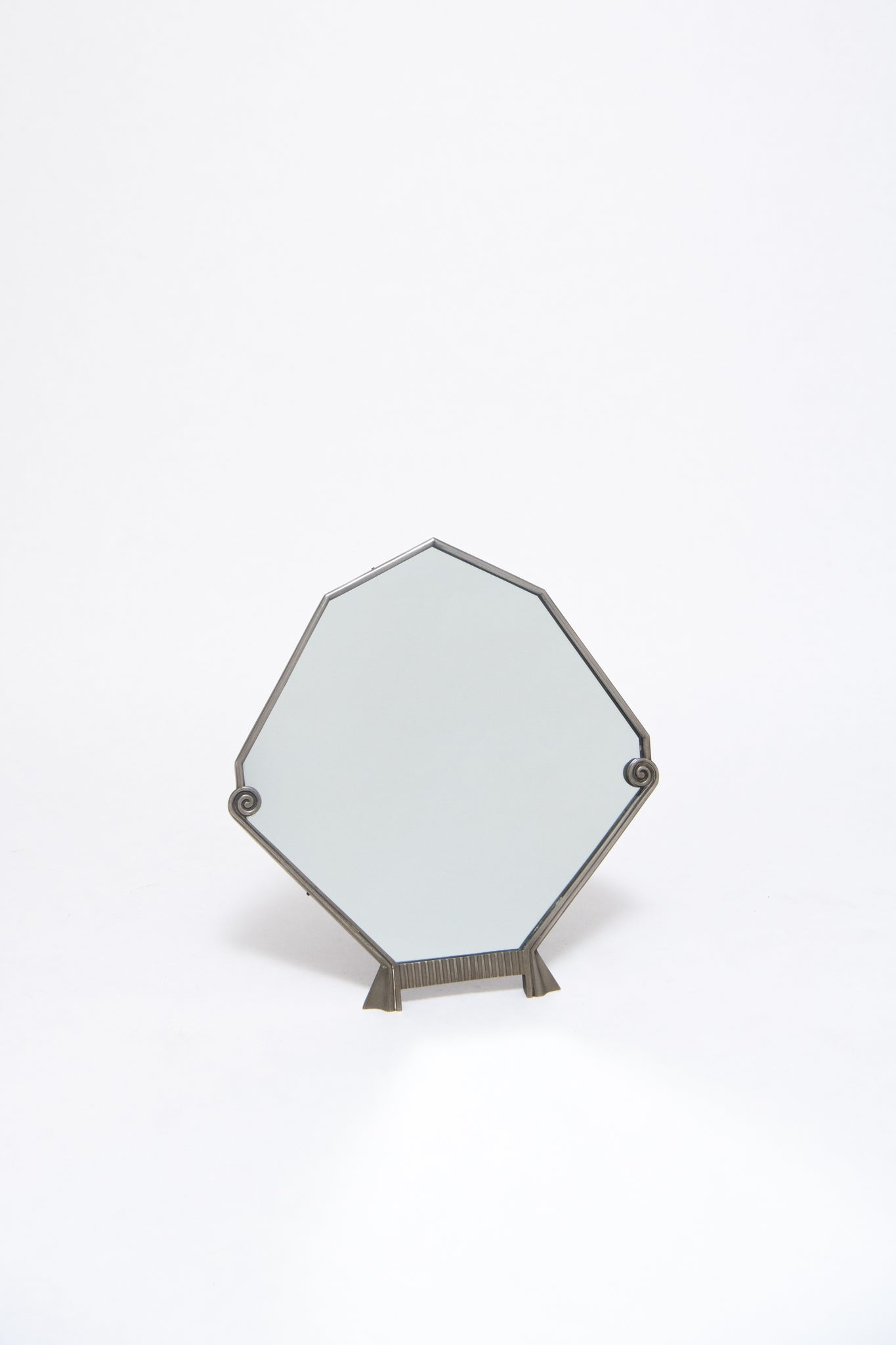 FRENCH, ART DECO TABLE TOP MIRROR, C. 1925