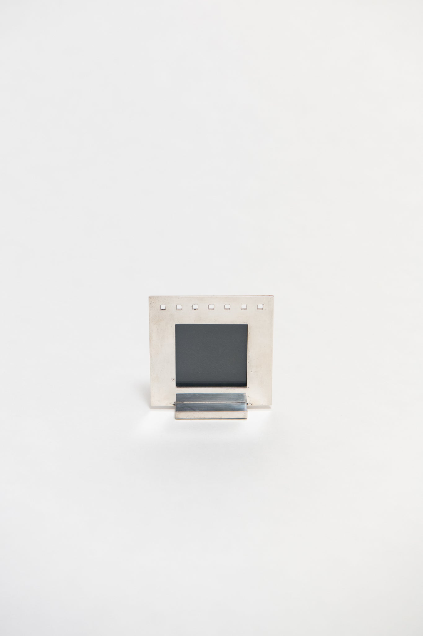 SWID POWELL, SILVER PHOTO FRAME, C, 1980
