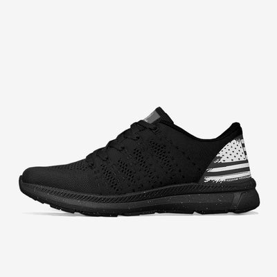 FREEKNITV1™  SHOE | BLACK - FREEDOM INDUSTRIES (11145777486)