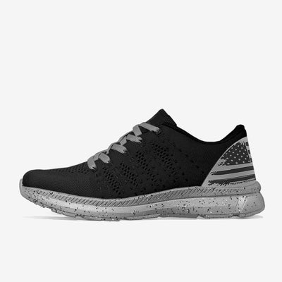 FREEKNITV1™ SHOE | BLACK/GREY - FREEDOM INDUSTRIES (4022390685768)
