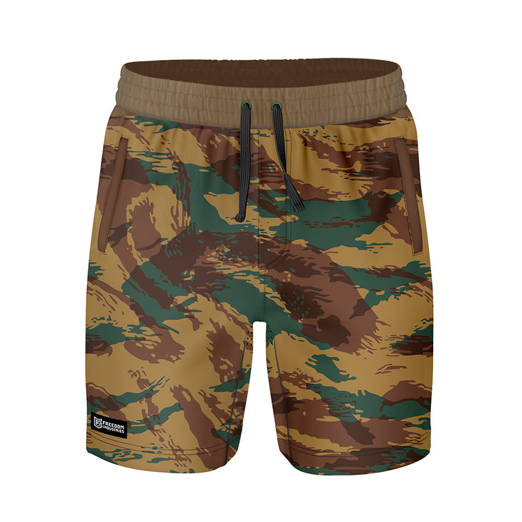 ADAPT+ HYBRID WATER SHORT - CANYON - FREEDOM INDUSTRIES (4560575430728)
