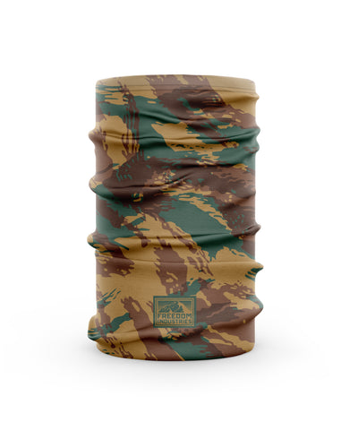 MULTI-FUNCTIONAL FACE GAITER - CANYON CAMO - FREEDOM INDUSTRIES (4459299766344)