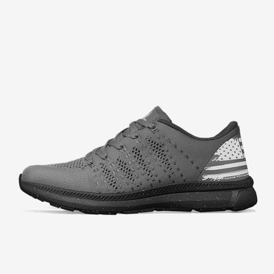 FREEKNITV1™ SHOE | CHARCOAL - FREEDOM INDUSTRIES (4022302572616)