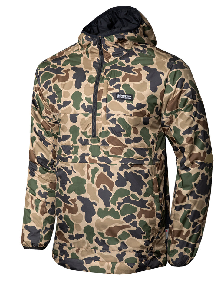 LOST TRAILS INSULATED PULLOVER ANORAK HOODY MEN'S (5858348695624)