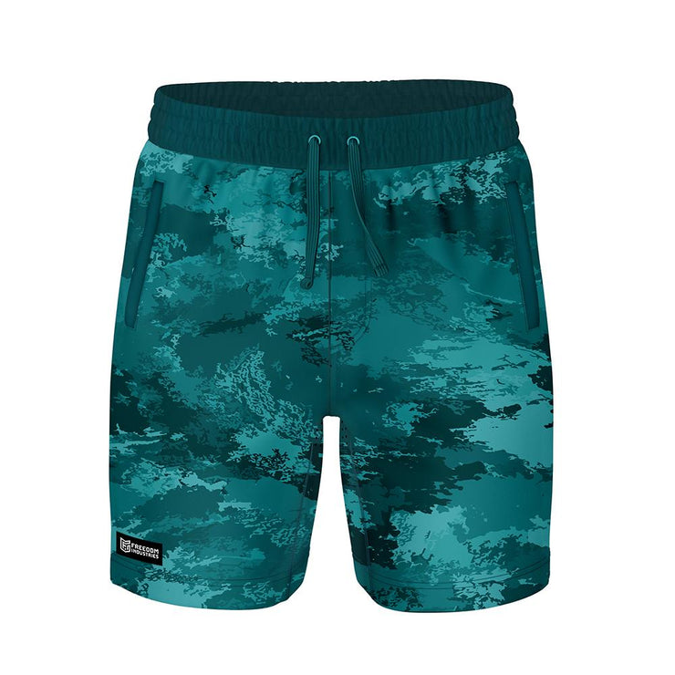 ADAPT+ HYBRID WATER SHORT - EXUMA - FREEDOM INDUSTRIES (4560971235400) (4560575430728)