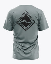 F.I. TRAIL RUN TECHFORM PERFORMANCE TEE - QUARRY GREY (5236829814856)