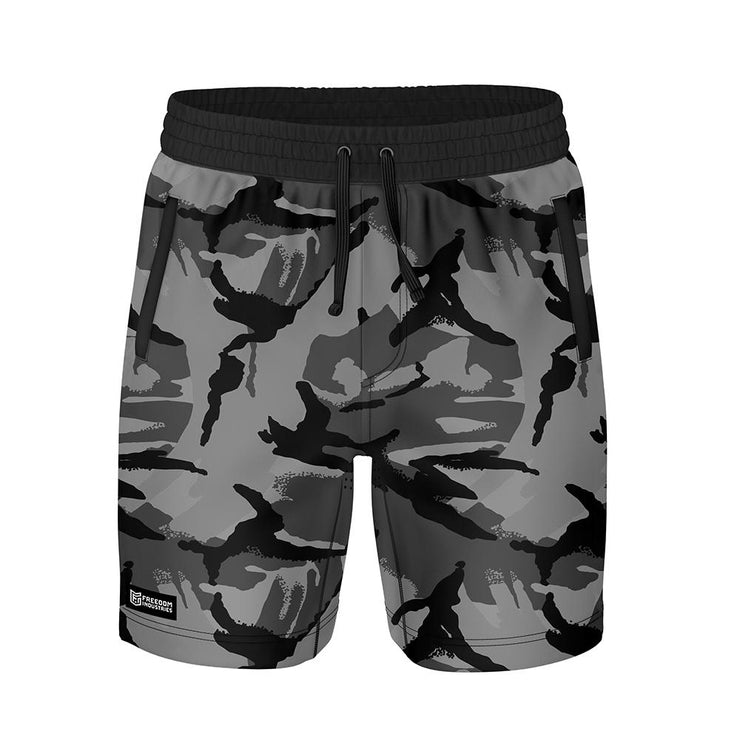 ADAPT+ HYBRID WATER SHORT - DAMASCUS - FREEDOM INDUSTRIES (4560964255816) (4560575430728)