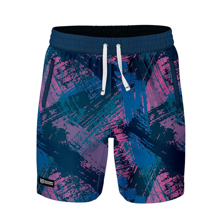 ADAPT+ HYBRID WATER SHORT - PRISMATIC - FREEDOM INDUSTRIES (4560573268040) (4560929128520)
