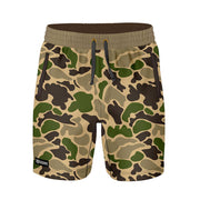 ADAPT+ HYBRID WATER SHORT - DUCK CAMO - FREEDOM INDUSTRIES (4560601612360) (4560575430728)