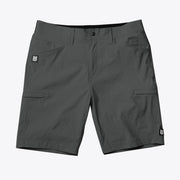 "TRAVERSE RIPSTOP SHORT - 9"" - GRANITE GRAY (4593551441992) (4593552687176)"