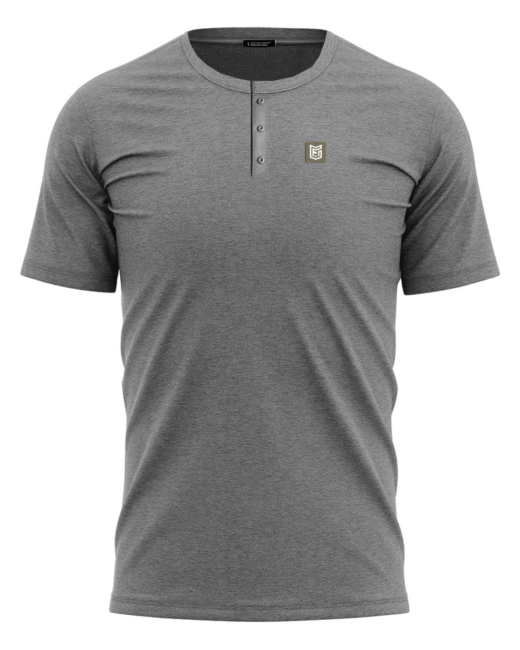 HUCK TRAIL HENLEY - GRIFFIN GREY - FREEDOM INDUSTRIES (4562969559112) (4562978832456)