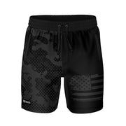 ADAPT+ HYBRID WATER SHORT - JET HALFTONE - FREEDOM INDUSTRIES (4560881778760) (4560879943752)