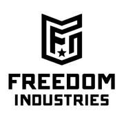 FORWARD CREST LOGO  | SMALL DECAL - FREEDOM INDUSTRIES (3446693593160) (3446755262536)