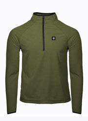 RADIASE®  THERMAL LIGHTWEIGHT MICRO GRID HALF ZIP MEN'S (5858006138952)