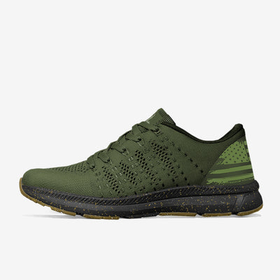 FREEKNITV1™ SHOE | OLIVE - FREEDOM INDUSTRIES (4022331768904)