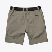 "TRAVERSE RIPSTOP SHORT - 9"" - PALE KHAKI (4593552457800) (4593552687176)"